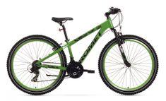 """Romet rower górski Rambler Dirt 26"""" zielony-czarny 14"""""""