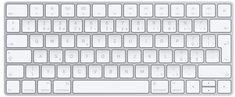 Apple Magic Keyboard CZ (MLA22CZ/A)