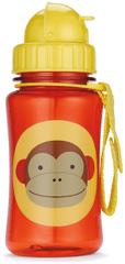 Skip hop Zoo Fľaštička so slamkou - Opička
