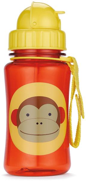 Skip hop Zoo Lahvička s brčkem-Opička