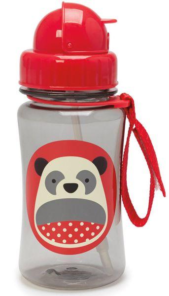 Skip hop Zoo Lahvička s brčkem-Panda