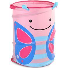 Skip hop Zoo Box na hračky - Motýlik