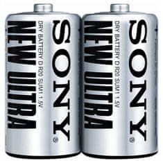 SONY baterie D 2 szt Super (SUM1NUP2A-EE)
