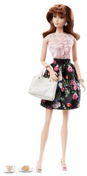 Barbie Sběratelská kolekce brunetka