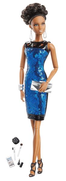 Barbie Sběratelská kolekce černoska