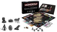 HASBRO Monopoly Trónok Harca Társasjáték - Magyar nyelvű