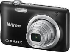 Nikon Coolpix A100 černá - II. jakost