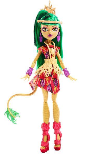 Monster High Jarní příšerka Jinafire Long