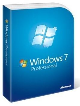 Microsoft OEM Windows 7 Professional 32-bit. Cz SP1 (FQC-08664)