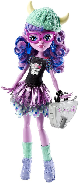 Monster High Z boo yorku Kjersti