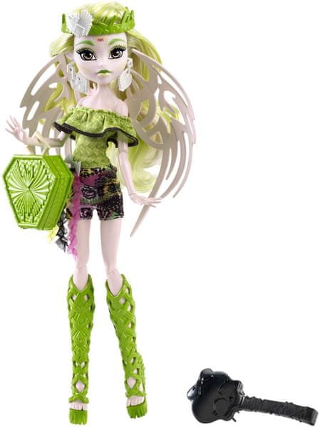 Monster High Z boo yorku Batsy Claro
