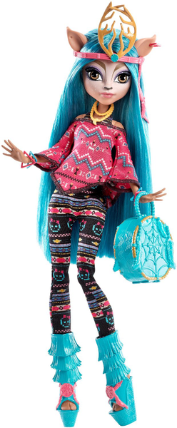 Monster High Z boo yorku Isi Dawndancer
