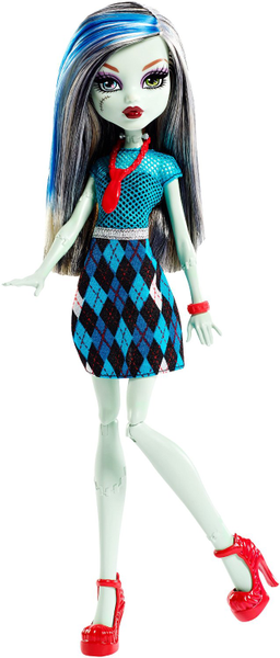 Monster High Příšerky Frankie Stein