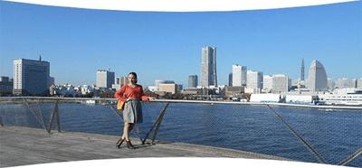 Nikon Coolpix A100 panorama