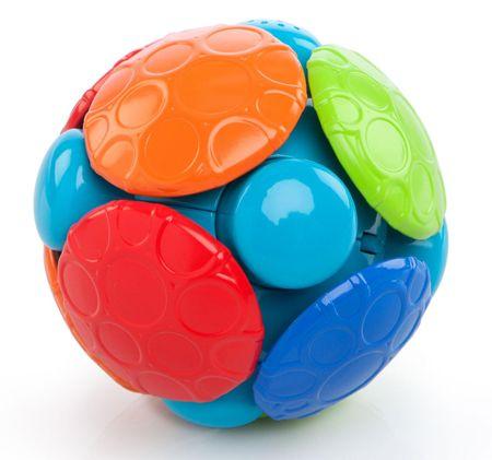 Oball Wobble Bobble Rezgő labda