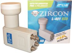 Zircon L401 QUAD ECO LNB