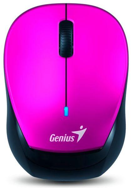 Genius Micro Traveler 9000R černo-fialová (31030110100)