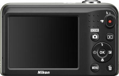 Nikon Coolpix A10 back