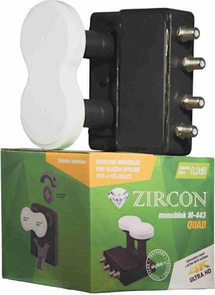 Zircon M443 MONOBLOCK QUAD SKYLINK