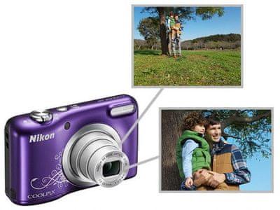Nikon Coolpix A10 5× zoom