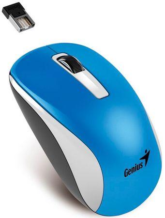 Genius mysz NX-7010 WhiteBlue Metallic