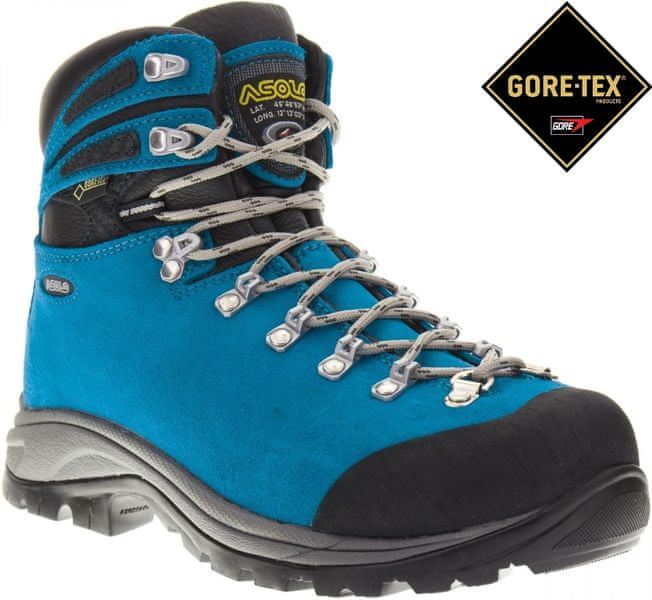 Asolo Tribe GV Woman Dark Aqua 5,0 (38,0)