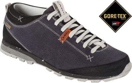 Aku pohodni čevlji Bellamont Suede GTX, moški, črni, 8.5 (42,5)