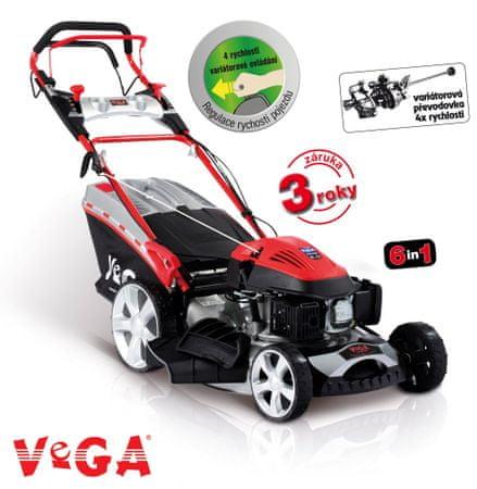 VEGA 525 4SXH 6in1, Benzines fűnyíró