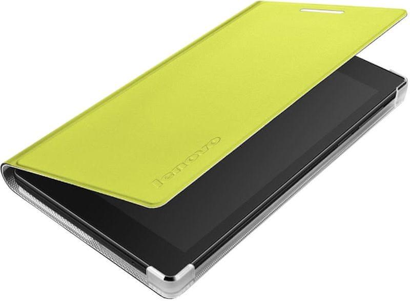 Lenovo TAB2 A7-10 Folio case and film zelený (ZG38C00012)