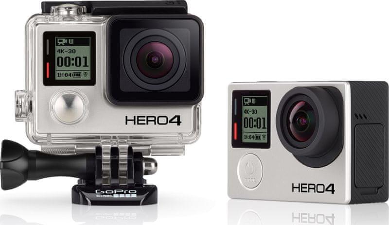 GoPro HERO4 Black Edition - II. jakost