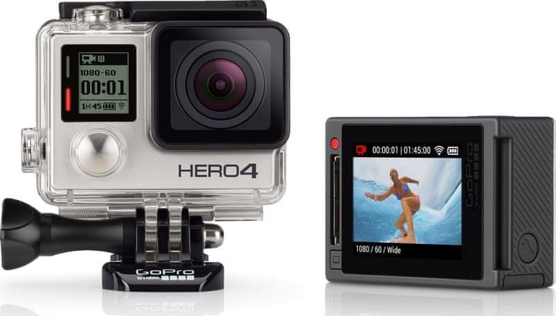 GoPro Hero 4 Silver Surf