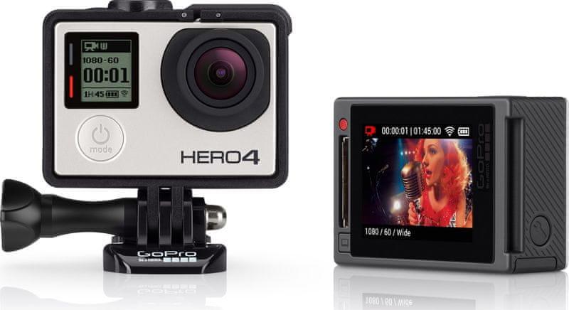 GoPro Hero 4 Silver Music