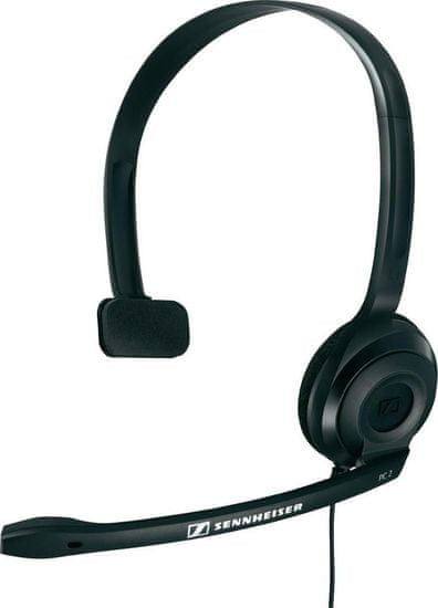 Sennheiser slušalka PC 2 Chat