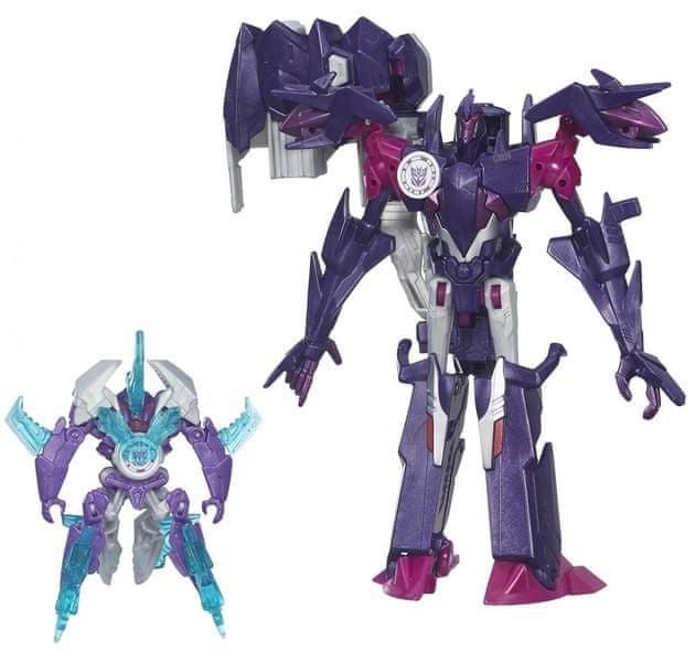 Transformers Rid souboj miniconů Decepticon Fracture a Airazor