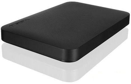 "Toshiba zunanji trdi disk Canvio Ready, 6,35 cm/2.5"" 1TB, USB 3.0, črn"