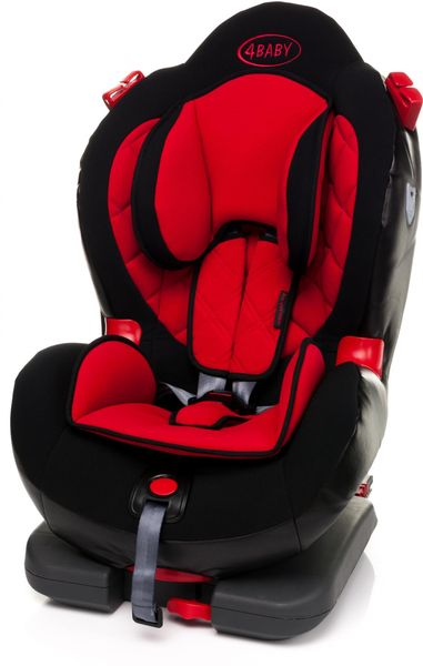 4Baby Weelmo-Fix Isofix 2016, Red