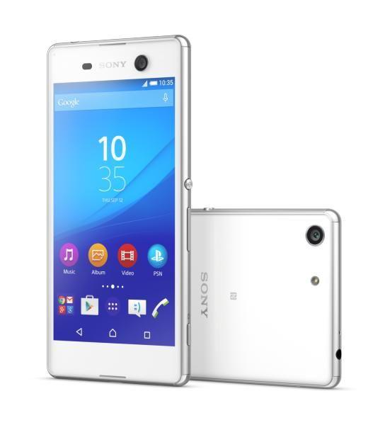 Sony Xperia M5, White