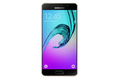 Samsung Galaxy A5 LTE, A510F, Single SIM, zlatá