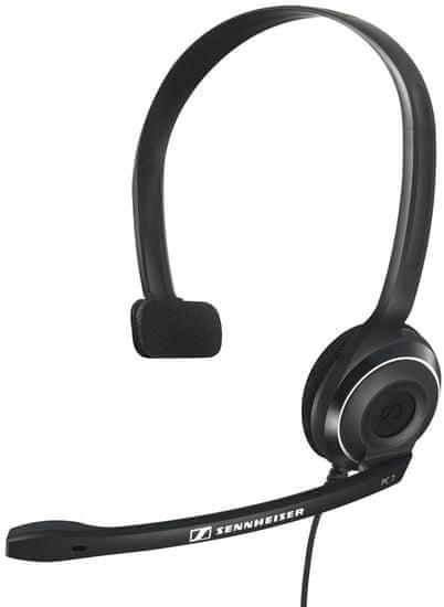 Sennheiser slušalke PC 7 USB, mono