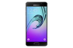 SAMSUNG Galaxy A3 LTE, A310F, Single SIM, čierna