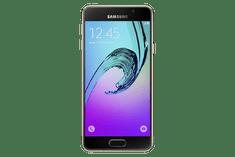 SAMSUNG Galaxy A3 LTE, A310F, Single SIM, zlatá + Cashback 35 €!