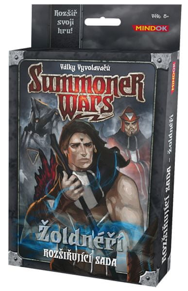 Mindok Summoner Wars: Žoldnéři