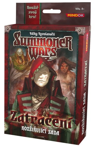 Mindok Summoner Wars: Zatracení