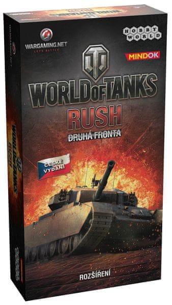 Mindok World of Tanks: Druhá fronta