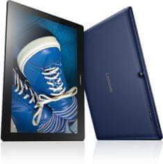 Lenovo tablet TAB 2 A10-30 LTE, granatowy