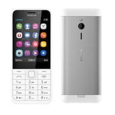 Microsoft mobilni telefon Nokia 230, srebrni