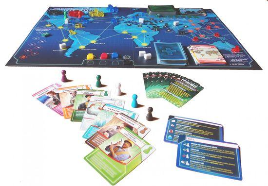 Mindok Pandemic: Základní hra