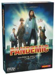 Mindok Pandemic: Základná hra