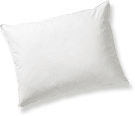 bed & fun´tastisch Twarda poduszka z puchu, jednokomorowa