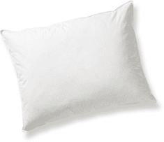 bed & fun´tastisch Pevný polstrovaný polštář z prachového peří, tříkomorový